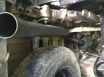 """Hilux 2005 and later 3.0L TD 3"""" Turbo Back Exhaust System Mandrel Bend New"""
