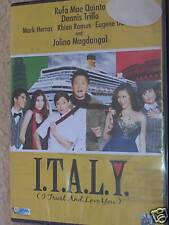 Tagalog/Filipino Movie:I.T.A.L.Y.I TRUST & LOVE YOU DVD