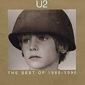 U2 - Best of 1980-1990 (1998)