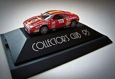 "Herpa Ferrari 348tb ""Mobiroc"" Nr.23 (Collector´s Club ´93) M 1:87 Sondermodell"