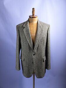 Vintage Australian made Harris Tweed jacket 44R