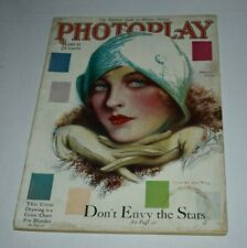 PHOTOPLAY  march 1929  vintage Movie Magazine  MARION DAVIES