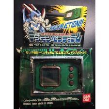 Rare 1999 Bandai Digimon Digivice Pendulum 4.0 Wind Guardians Works Nice Boxed