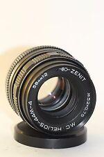 HELIOS 44M-4 2/58mm Soviet SLR Lens Pentax Zenit M42 + Adapter for Nikon N123556