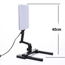 5600kCN-T96 mini-light photo shoot LED Studio Lamp Adjustable Arm Bracket Stand