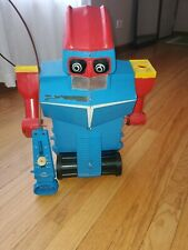 robot commando vintage 1960s toy by ideal