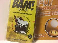 Bam Box Horror Pin 1-up - Silent Night Deadly Night 14/50 RARE Santa Axe