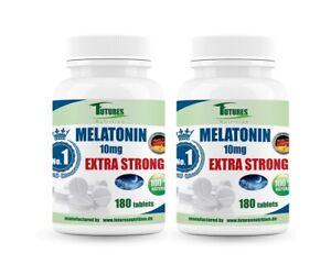 FUTURES Nutrition Melaton 360 Vege tabletten. Schlaf/sleep -track-
