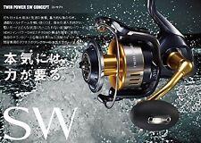 kb10 SHIMANO 2015 TWIN POWER SW 6000PG JAPAN