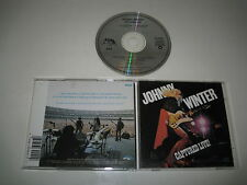 JOHNNY WINTER/CAPTURED LIVE(BLUE SKY/ZK 33944)CD ALBUM