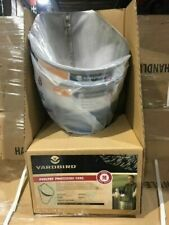 """28276  YARDBIRD POULTRY FARM CHICKEN 3"""" STAINLESS STEEL KILL CONE 6 PACK DISPLAY"""