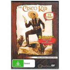 DVD CISCO KID, THE Duncan Renaldo TV Classic Western 3 Episodes REGION FREE [BNS
