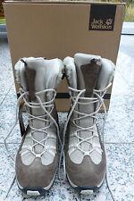 NEU Jack Wolfskin SNOW PEAK TEXAPORE Women Winterstiefel Gr. 42 Damen Stiefel