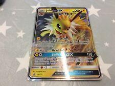 Jolteon gx sm173 jumbo Pokemon card