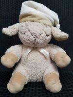 Cloud B Sleep Sheep Plush Soothing Baby Sounds Soft Stuffed Animal Nursery Night