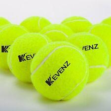 12-Pack KEVENZ Training Tennis Balls,Green Advanced  Practice Ball