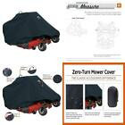 """Classic Accessories Zero Turn Riding Mower Cover, Up to 60"""" Decks 60 in"""