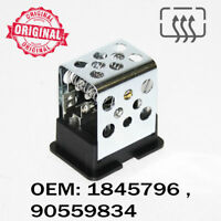 5 Pin Heater Resistor Motor Fan Blower Control For Opel Vauxhall Astra G H