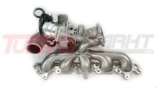 Turbo Charger Ford Focus II st 2,5 with 166 Kw 225 hp Motor Hyda 53049880033 New