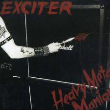 Exciter - Heavy Metal Maniac [New CD]