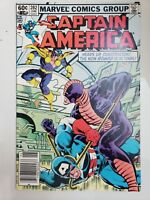 CAPTAIN AMERICA #282 (1983) 1ST APPEARANCE OF JACK MONROE as NOMAD III NEWSSTAND