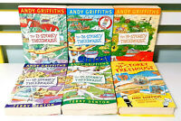 Lot of 6x Storey Treehouse Children's Books by Andy Griffiths & Terry Denton!