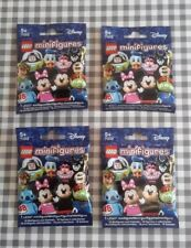 Lego minifigures disney series 1 unopened sealed random mystery blind bags packs