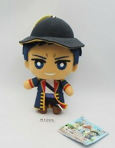 "Kuroko no Basket B1205 Daiki Aomine Banpresto Bandai Plush 6"" Toy Doll Japan"