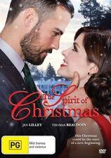 The Spirit Of Christmas (DVD, 2017)