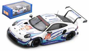 Spark S7987 Porsche 911 RSR #56 'Team Project 1' Le Mans 2020 - 1/43 Scale