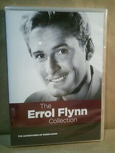 Errol Flynn - The Adventures Of Robin Hood/They Died With Their Boots On New/Sld
