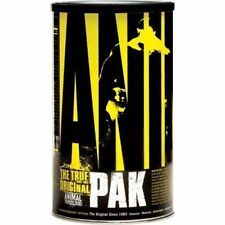 Universal Nutrition Animal Pak Vitamins Minerals 44 Packs