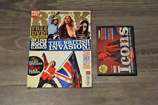 Classic Rock Magazine Issue 117, April 2008, with dvd