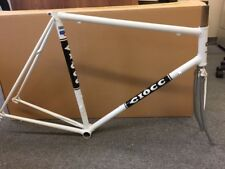 CIOCC Frameset - Retro' steel fully lugged w/chromed fork size 58cm c/c