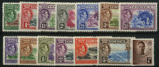 Mint Hinged Multiple Dominican Stamps (Pre-1967)