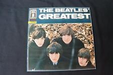 "THE BEATLES ""The Beatles' GREATEST"" GERMAN  C 062-04-207"
