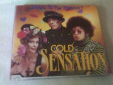 COLD SENSATION - BANG TO THE RHYTHM - 1993 DANCE CD SINGLE