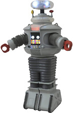 Diamond Select Toys Lost In Space: Electronic Lights And Sounds B9 Robot Figure,