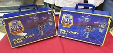 Lot of 2 Vintage 1984 Tonka Go Bots Collector's Cases