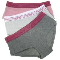 Girls Top UK Store 3 Pack Multipack Cotton Rich Shorts Briefs Knickers M S L
