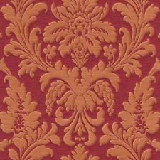 Vlies Tapete Trianon 513677 Rasch Barock Ornament retro edel pompös rot kupfer