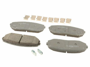 Front Brake Pad Set For 2007-2012 Mazda CX7 2008 2009 2010 2011 Z475XR
