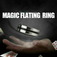 Magic Ring Tricks Play Ball Floating Effect of Invisible Magic Requisiten A+++
