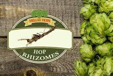 Fresh Hop Rhizomes of your choice Mix & Match Humulus lupulus