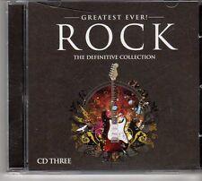(FD324) Greatest Ever Rock [Disc 3], 18 tracks various artists - 2006 CD