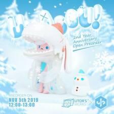 UMASOU Snow Rabbit Set 2 Year Anniversary Litor's Works Soft Vinyl Art Toy