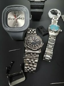 lot of watches for parts or repair
