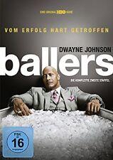 Ballers Staffel 2 - NEU OVP - 2 DVDs - Dwayne Johnson
