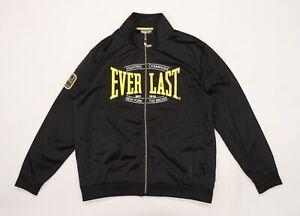 Everlast Mens Black   Jacket  Size XL