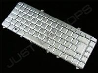 Dell XPS M1330 M1530 Arabic US English International Silver Keyboard 0DY084 LW